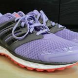 Adidasi  originali ADIDAS -adidasi sport barbati -de alergare - unisex - 41 1/3