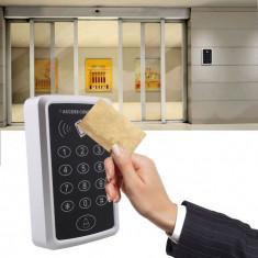 Rfid remote acces control usa poarta garaj intrare casa cartela tag card parola