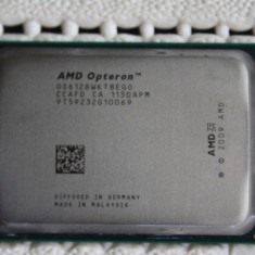 AMD Opteron 6128 2 Ghz Eight Core Socket G34 OS6128WKT8EGO - Procesor server, 2000-2500 Mhz