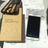 Telefon mobil Samsung Galaxy S4, Alb, 16GB, Neblocat, Single SIM - Samsung Galaxy S4 Alb