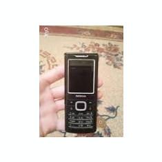 Telefon Nokia, Negru, Nu se aplica, Neblocat, Fara procesor, Nu se aplica - Vand nokia 6500c
