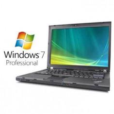 Laptop IBM - Laptopuri Refurbished ThinkPad T61 T7300 Win 7 Pro Cu FACTURA Si GARANTIE De La INTERPC