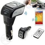 Bluetooth Emitator fm + HANDS FREE CAR KIT MP3 player