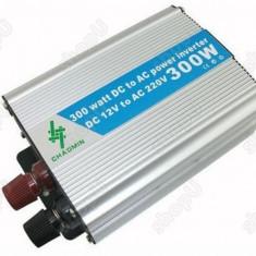 Invertor 24V-220V cu putere 300W - Invertor Auto