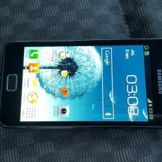 Samsung galaxy s2 impecabil ca nou - Telefon mobil Samsung Galaxy S2, Negru, 8GB, Neblocat