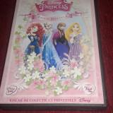 Colectie Disney Printese Vol. 4 - 8 DVD-uri Desene Animate Dublate Romana - Film animatie Altele