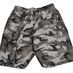 Bermude militare - camuflaj - model 4 - Bermude barbati, Marime: XXL, Culoare: Din imagine