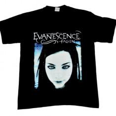Tricou Evanescence - Fallen - Tricou barbati, Marime: M, L, XXL, Culoare: Din imagine