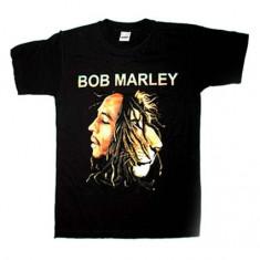 Tricou barbati - Tricou BOB MARLEY - Lion
