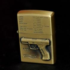 "Bricheta Zippo - Bricheta model "" Zippo "" - pistol "" Walther - P 99 """