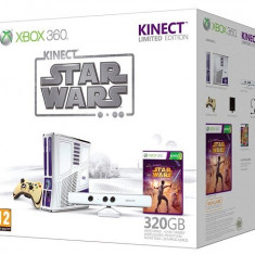 Consola XBOX 360 320 GB + Kinect Senzor - Star Wars Limited Edition