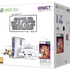 Consola XBOX 360 320 GB + Kinect Senzor - Star Wars Limited Edition