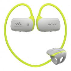 Boxe PC - MP3 Player Sony Walkman NWZWS613G 4 GB Alb - Verde