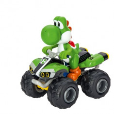 Haine Copii peste 12 ani - Masina cu telecomanda Carrera Nintendo Mario Kart 8 Yoshi Verde