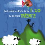 Eleroane tuning - Să învăţăm cifrele de la 1 la 20 cu animale trăznite