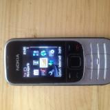 Telefon Nokia, Gri, Nu se aplica, Orange, Fara procesor, Nu se aplica - Nokia 2330 clasic Functional Radio Camera Orange + Incarcator Nokia Original