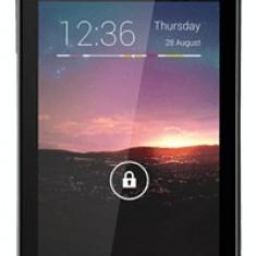 Telefon mobil Vodafone, Negru, 4GB, Neblocat, Single SIM, Dual core - Vodafone Smart 4 Fun V685 Black Negru Garantie Nou Liber Retea Alcatel