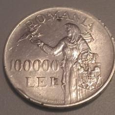 Monede Romania, An: 1946, Argint - 100000 LEI 1946 ARGINT