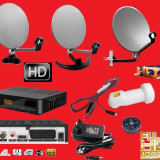 Antena tv camion /camping/rulota