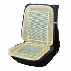 Husa scaun auto din bambus Ro Group - Husa Auto