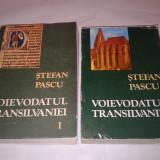 STEFAN PASCU - VOIEVODATUL TRANSILVANIEI Vol.1.2. - Istorie