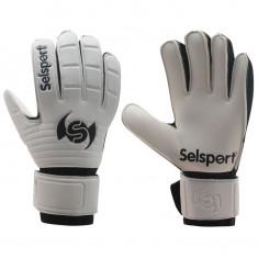 Manusi Portar Selsport Wrap 6 Goalkeeper - Originale - Anglia - Marimile 5, 6 - Echipament portar fotbal Nike, Barbati