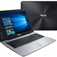 Notebook Asus K555UB, 15.6 inch, Intel Core i5-6200U, 2.3 Ghz, 4 GB DDR3, 1 TB HDD, Free DOS, video dedicat - Laptop Asus