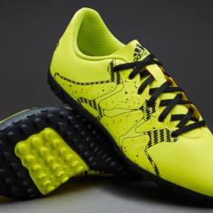 Ghete fotbal copii pentru teren sintetic Adidas X 15.4 TF
