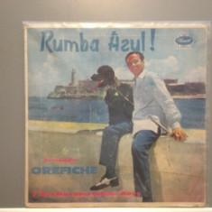 ARMANDO OREFICHE & Havana Cuban - RUMBA AZUL(PANART/CUBA) - VINIL stare F.BUNA - Muzica Latino Altele