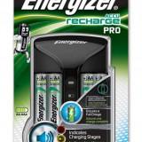 Energizer ENERGIZER Incarcator Pro Charger + 4 baterii reincarcabile Power Plus AA, 7638900398373
