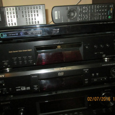 DVD player SONY DVP-S 525D cu telecomanda - DVD Playere