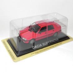 Macheta Dacia Supernova - Masini de Legenda RO, 1:43 Deagostini/IST