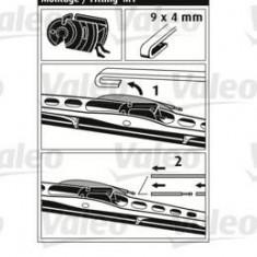 Stergatoare parbriz RENAULT MASTER II Van 2.5 D - SWF 116341 - Stergatoare auto Valeo