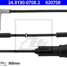 Senzor de avertizare, uzura placute de frana OPEL KADETT E hatchback 1.8 S - ATE 24.8190-0708.2 - Senzor placute
