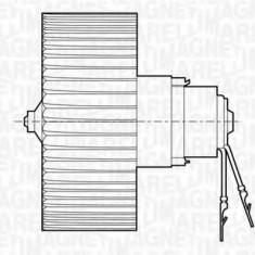 Ventilator, habitaclu ALFA ROMEO 155 1.8 T.S. - MAGNETI MARELLI 069401294010 - Motor Ventilator Incalzire