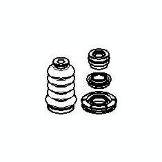Set reparatie, pompa centrala ambreiaj SEAT TOLEDO  1.9 TDI - TOPRAN 108 991 - Comanda ambreiaj
