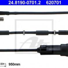 Senzor de avertizare, uzura placute de frana OPEL KADETT E hatchback 1.8 S - ATE 24.8190-0701.2 - Senzor placute