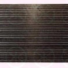 Condensator, climatizare FIAT CROMA 1.9 D Multijet - KLOKKERHOLM 5078305334 - Radiator aer conditionat