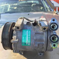 Compresor clima Ford Focus II C-Max Fiesta Mazda 3 Volvo 1.6 TDCI 3M5H19D629SA - Compresoare aer conditionat auto