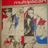 Moda, tipare, multiplicari cu numeroase figuri- Petrache Dragu - Carte design vestimentar