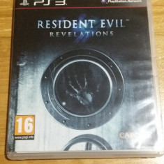 PS3 Resident evil Revelations - joc original by WADDER - Jocuri PS3 Capcom, Actiune, 16+, Single player