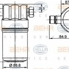 Uscator, aer conditionat AUDI COUPE 2.3 - HELLA 8FT 351 192-041