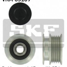 Sistem roata libera, generator VW POLO 64 1.9 D - SKF VKM 03109 - Fulie
