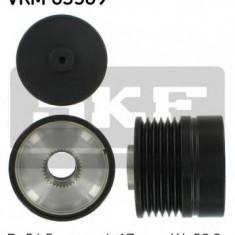 Sistem roata libera, generator OPEL CORSA D Van 1.3 CDTI - SKF VKM 03509 - Fulie