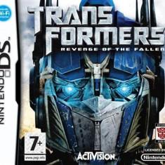 Transformers Revenge Of The Fallen Autobots Nintendo Ds - Jocuri Nintendo DS Activision