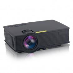 VideoProiector LED Techstar BT140 Black HDMI USB SD
