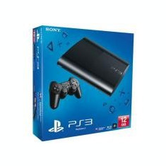 Consola Sony Ps3 Super Slim 12Gb Blu-Ray - Consola PlayStation