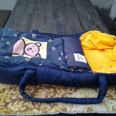 Osann, Landou textil / Portbebe - Cos portbebe Altele