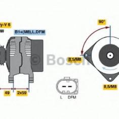 Generator / Alternator SKODA OCTAVIA 1.6 - BOSCH 0 986 042 600 - Alternator auto