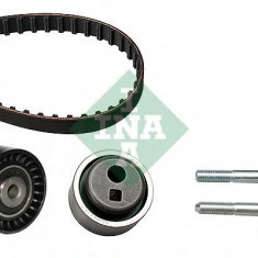 Set curea de distributie CITROËN AX 14 D - INA 530 0105 10 - Kit curea transmisie